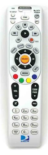 directv rc 65 instructions rh revoxremotes com direct tv remote rc65 manual Direct TV Remote