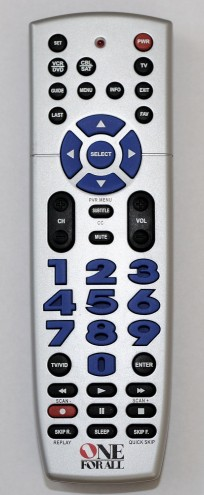 Hi i have had this technika 8-1 universal remote control i have lost.