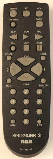 rca rcu1300 instructions rh revoxremotes com rca systemlink 3 manual instrucciones rca systemlink simple 3 remote control manual
