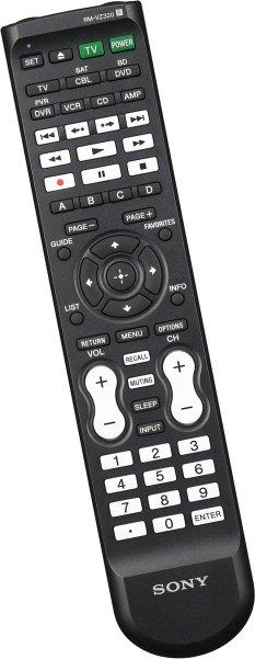 sony rm vz320 instructions rh revoxremotes com Sony Remote Control RM Yd003 Sony TV Remote Codes
